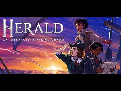 Herald: An Interactive Period Drama--E#1--Adventure Point and Click Game---Who Am I??