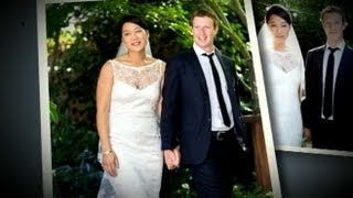 Facebook CEO Mark Zuckerberg's Wedding Prompts Gown Run for Designer of Wife Priscilla Chan's Dress