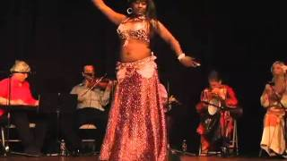Belly dance by Ahava (part 1)