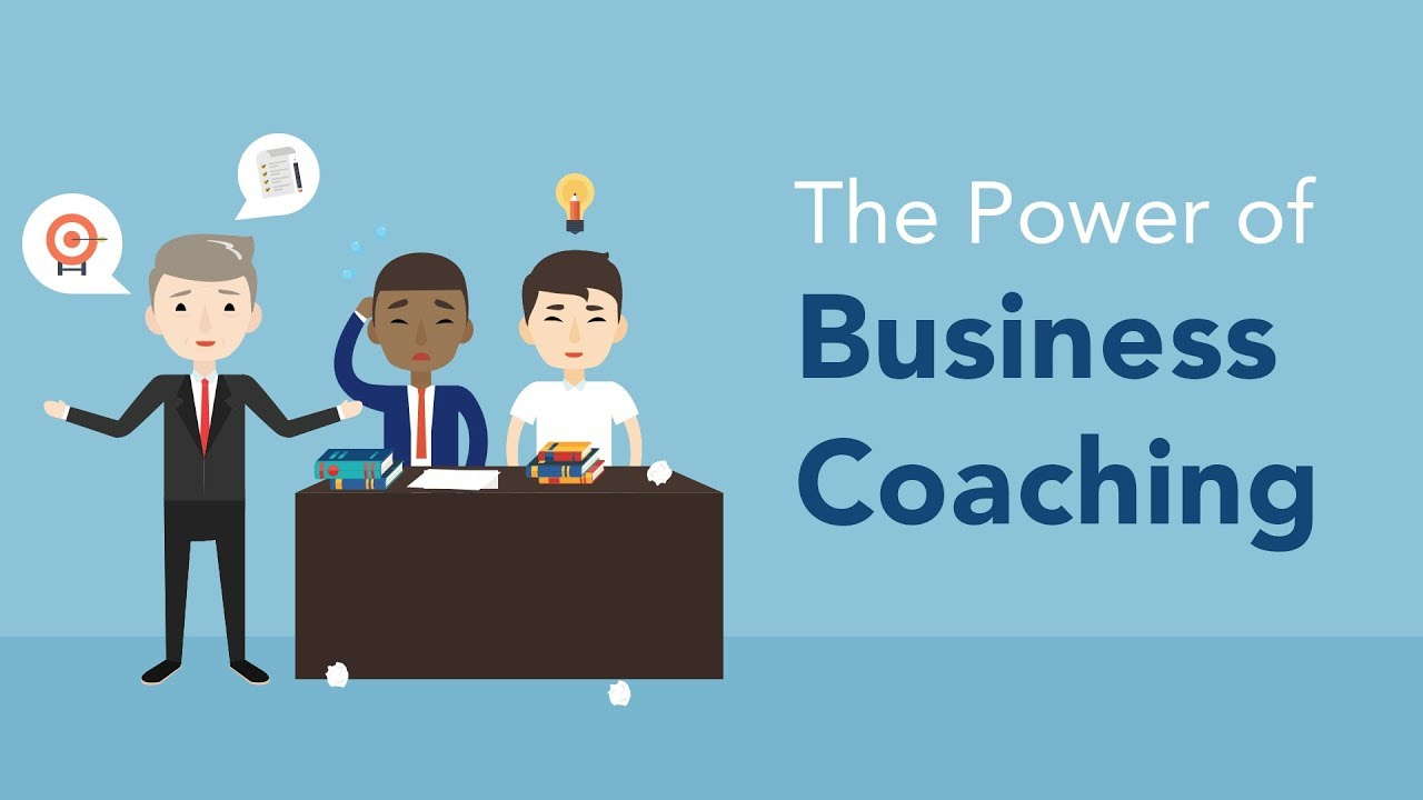 The Power of Business Coaching Brian Tracy - YouTube