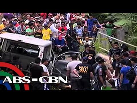 TV Patrol: 4 pulis, patay sa pananambang ng NPA sa Davao del Sur