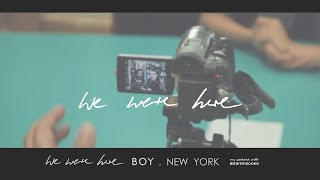 BOY - New York[lyrics]