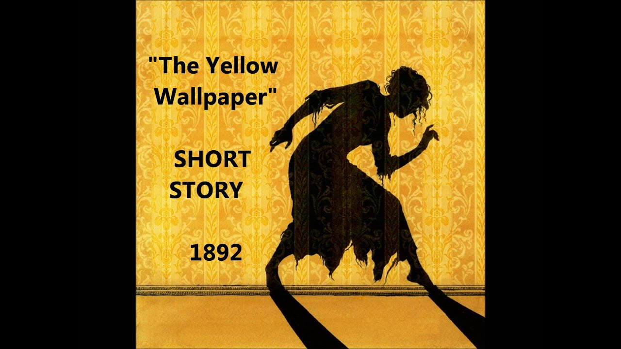 """The Yellow Wallpaper"" audio -- ENTIRE classic Charlotte Perkins Gilman story published 1892"