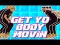 Koo Koo Kanga Roo - Get Yo Body Movin' (Dance-A-Long)