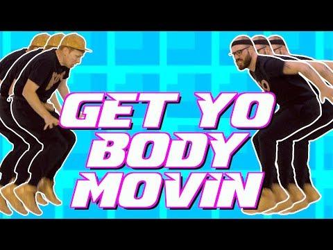 Koo Koo Kanga Roo - Get Yo Body Movin&39; Dance-A-Long