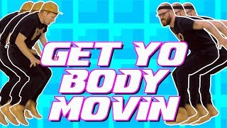 Koo Koo Kanga Roo - Get Yo Body Movin' (Dance-A-Long)