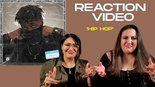 Just Vibes Reaction / *OFFICIAL MUSIC VIDEO* Laycon - Hip Hop ft Deshinor