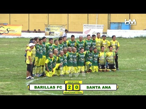 Resumen | Barillas FC (2-0) Santa Ana Huista |