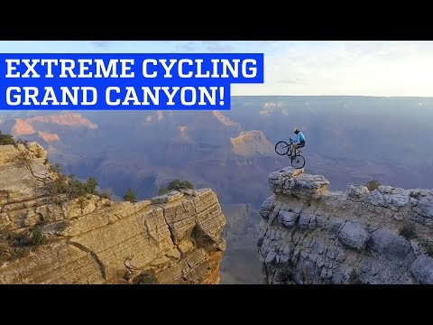 Extreme Cycling at the Grand Canyon!