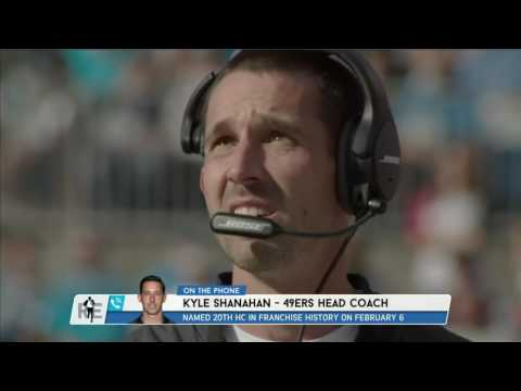 Kyle Shanahan Brian Hoyer is going to be 49ers starting QB