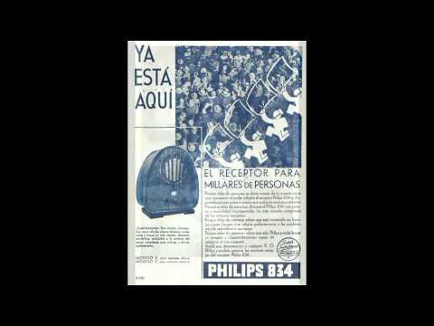 UNIÓN RADIO MADRID 1933