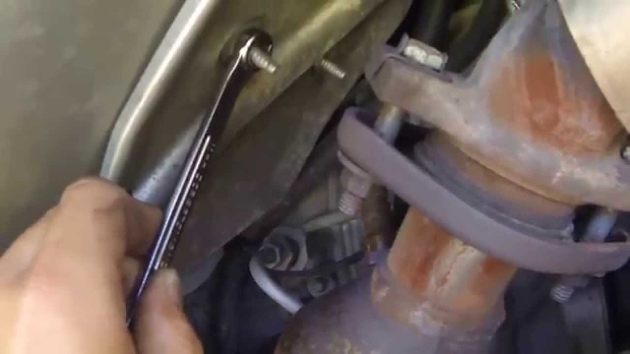 Dodge Dakota Ac Drain Tube Water Leak Fix Youtube
