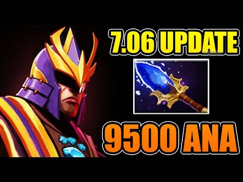7.06 UPDATE Aghanim's Scepter For Silencer - Ana Dota 2