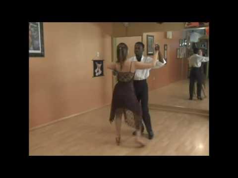 Как танцевать вальс, схема