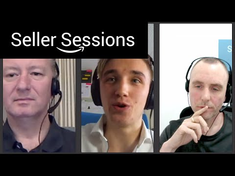 🚀Going Deep on AMS with Taylor Benterud and Danny McMillan (Amazon Marketing Services)