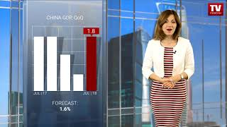 InstaForex tv news: Traders braced for another turbulent week  (16.07.2018)