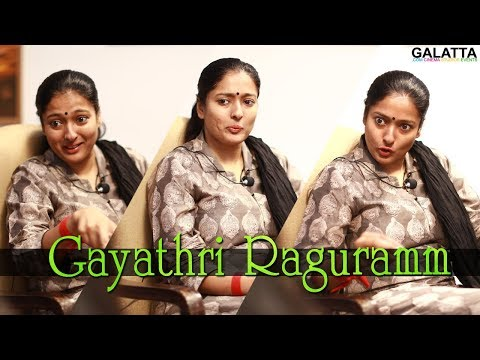 If #Oviya is Heroine, I am the Villi | #Gayathri's Uncut #BiggBoss story