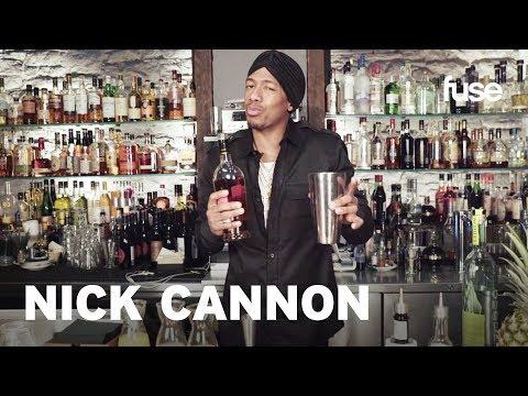 Nick Cannon Mixes Up A Mai Tai   Behind The Bar