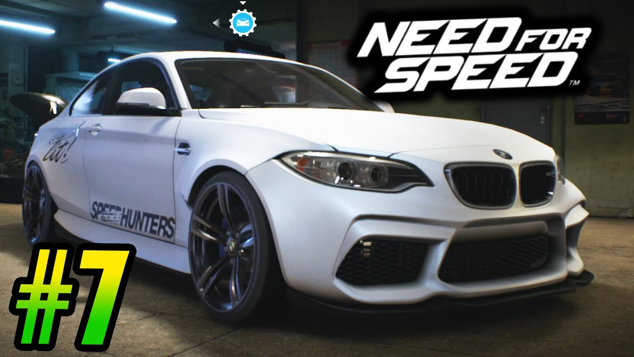 need for speed 2015 part 7 bmw m2 2016 nfs 2015 playthrough part 7 youtube. Black Bedroom Furniture Sets. Home Design Ideas