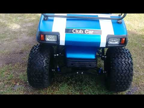 Complete Rebuild Club Car DS *Finished*