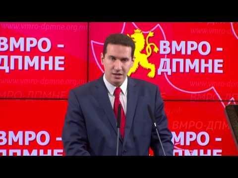 Ѓорчев: Република Македонија треба да стане членка на НАТО и ЕУ веднаш и без одложување