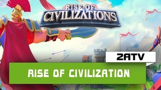 🔴 rise of civilizations обзор игры | взлом, читы, коды, mod, секреты, много денег