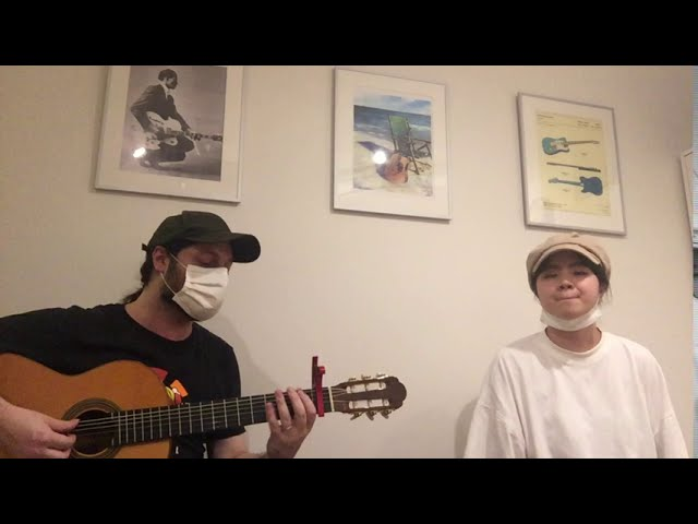 Mayu and Giovanni Jamming After Lessons