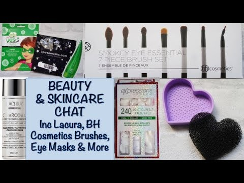 over-45- -beauty-skincare-chat- -haul-inc-new-lacura-skincare-affordable-brushes-more