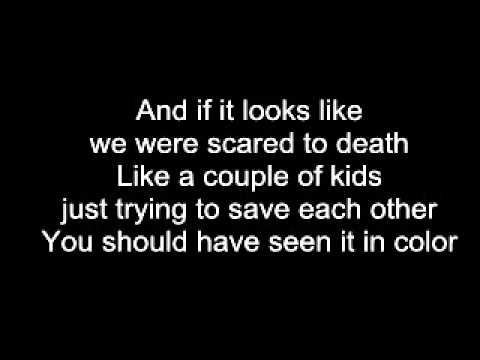 In Color by Jamey Johnson with lyrics