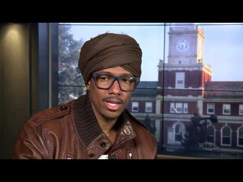 Howard University Welcomes Nick Cannon