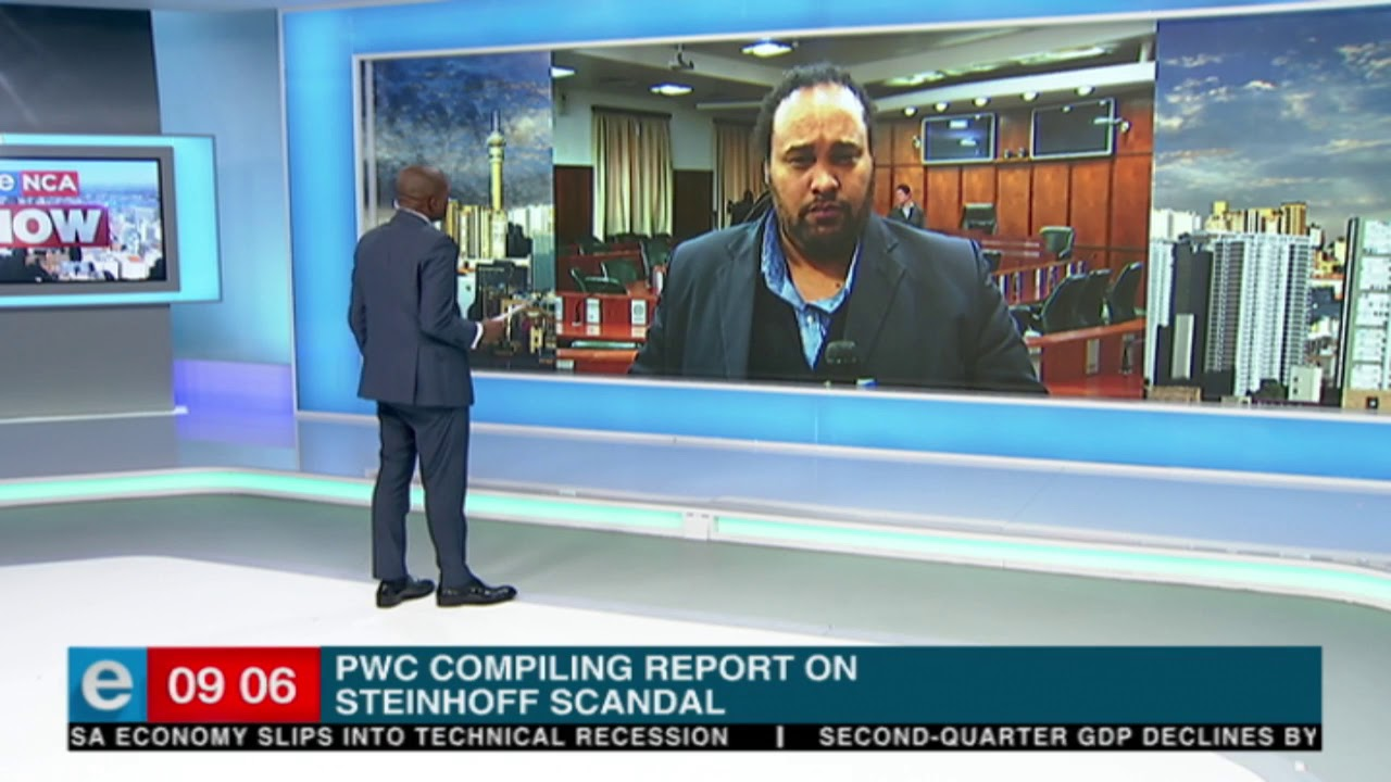 Steinhoff's former CEO at Parliament