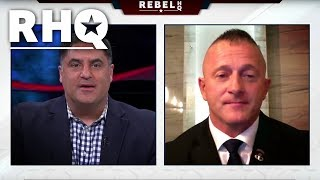 Richard Ojeda's Presidential Bid Gains Steam!