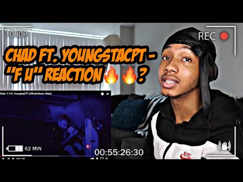 Download Chad - F U ft. YoungstaCPT (Official Music Video) REACTION!!🔥🔥