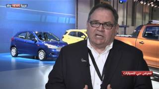 18 طرازا جديدا في معرض دبي للسيارات
