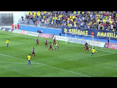 Resumen de Cádiz CF vs Levante UD (1-1)