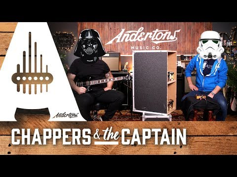 Attack of the Klons - Blindfold pedal challenge! Andertons Music Co.