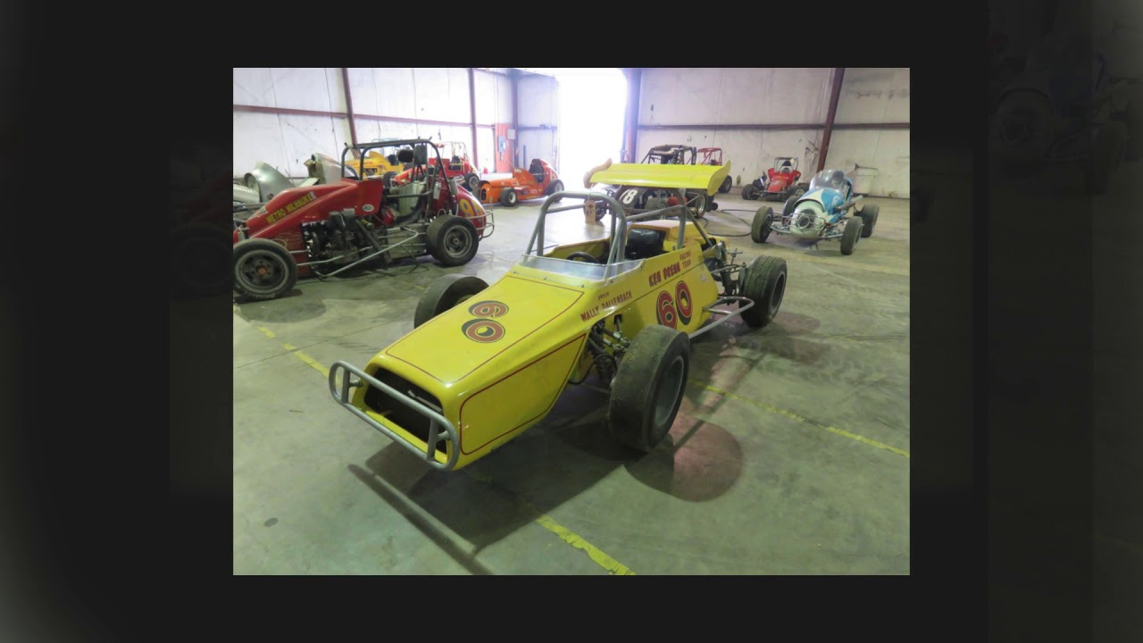 Jeff Begg S Rare Collection Found In Michigan Barn Headed To Auction