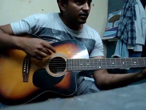 bhula dena mujhe.  Saqib. AASHIQUI  2 . Wid guitar.
