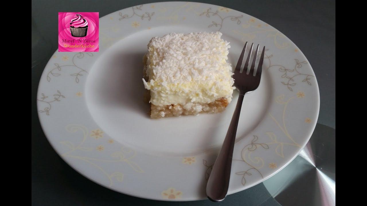 Zwieback Schneekuchen Etimek Tatlisi No Baked Cake No Baked Recipe