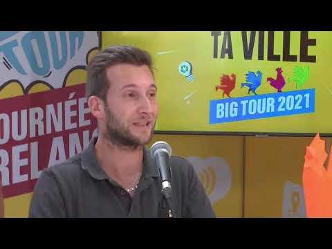 Emploi et relance : interview Manpower sur le #BigTour en Normandie