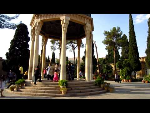 Aramgah-e-Hafez | Shiraz | Travel to Iran 2012 | Go Backpacking | Trip to Persia