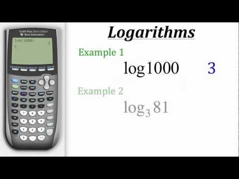 ti-calculator-tutorial:-logarithms