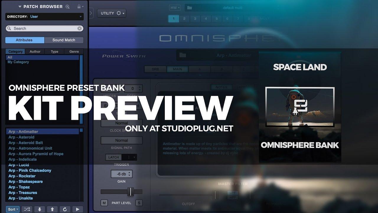 KIT PREVIEW: Space Land (Omnisphere Bank) Trippie Redd