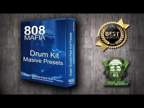 (FREE) 808 Mafia Super Double Pack & Massive Trap Presets