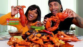 Seafood Boil with Khalil