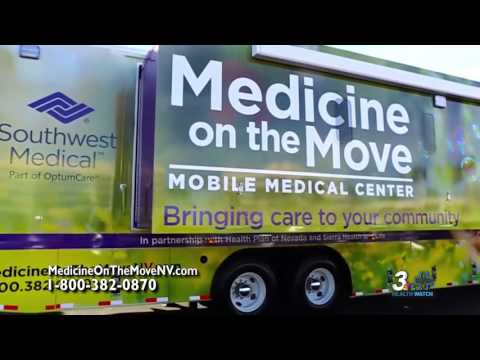 Health Watch 3 - Medicine on the Move