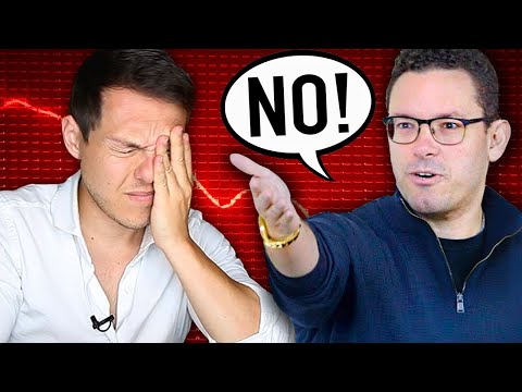 Confronting Millionaire Timothy Sykes | Why I Lost Money Day Trading
