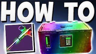 "Destiny 2 - HOW TO GET ""DANCE PARTY KEY"" & ""LOOT-A-PALOOZA KEY"" !"