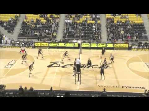 UCI Men's Volleyball at CSU Long Beach
