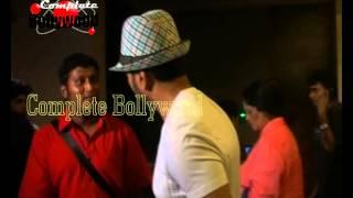 Riteish Deshmukh at the Screening of His Marathi film 'Lai Bhari'